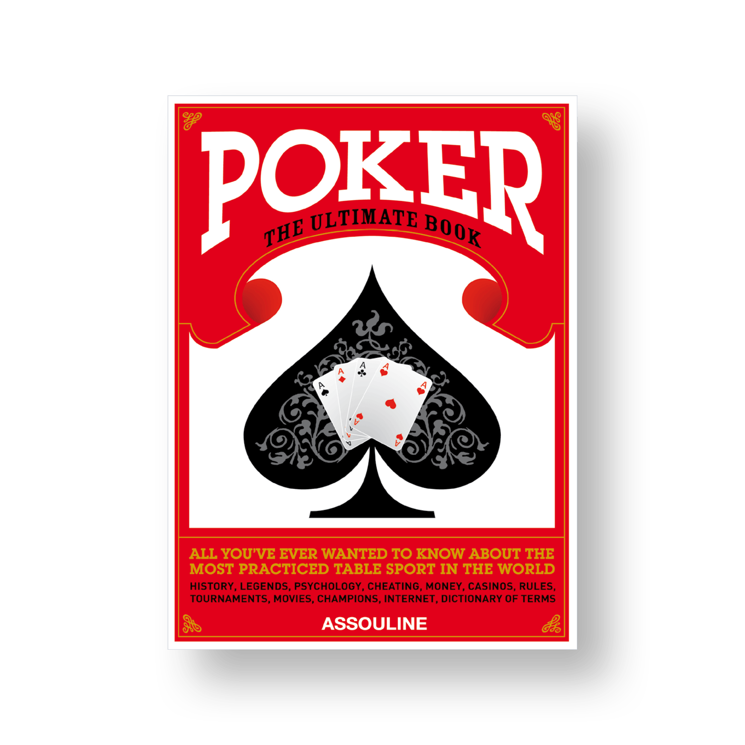 Poker - The ultimate book